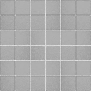 Miseno MT-G7PURE Classic Glass Mosaic Wall Tile (10.56 SF / Carton) - Grey