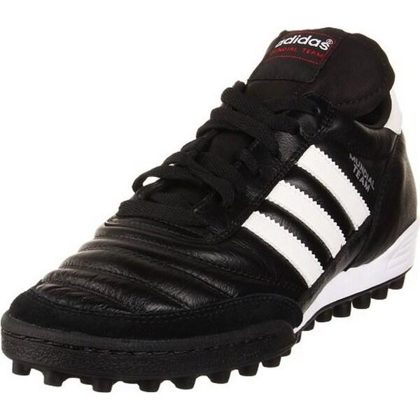 Adidas Mens Mundial Team, Black/White/Red