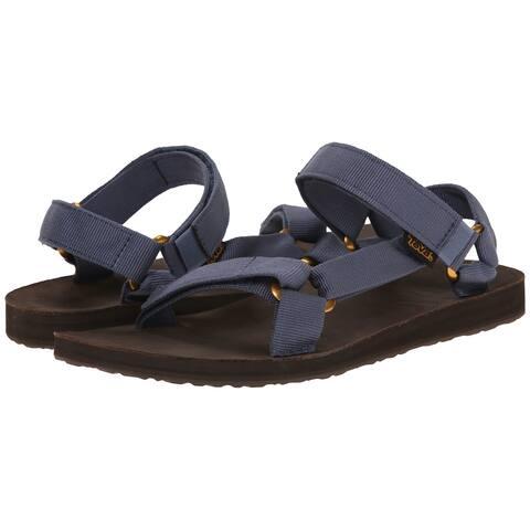 Teva Mens Vintage Open Toe Sport Sandals