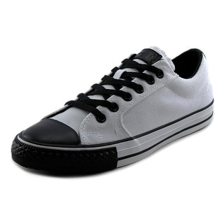 Converse Ox Jasper Round Toe Canvas Sneakers