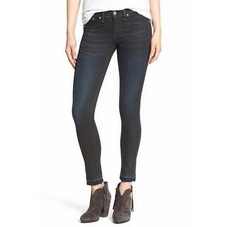 Rag & Bone NEW Indigo Blue Womens 29x28 The Skinny Stretch Jeans