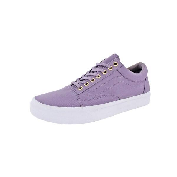 Vans Mens Old Skool Skate Shoes Canvas Low Top - 7 medium (d)