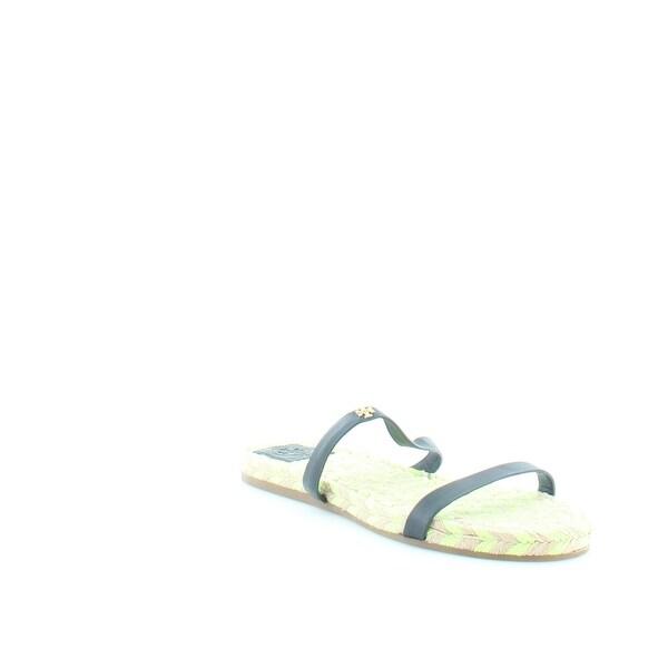 Tory Burch Two-Band Women's Sandals & Flip Flops Tory Navy