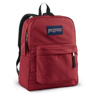 JanSport Classic SuperBreak Backpack - Viking Red - viking red