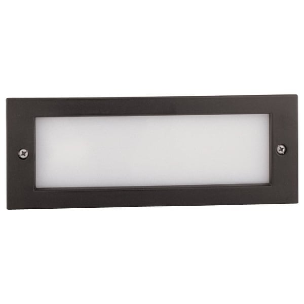 Elco ELST32 40W Incandescent Brick Light with Open Faceplate