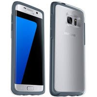 OtterBox Symmetry Case Lightweight And Protective for Samsung Galaxy S7 EDGE (NOT S7) - Non-Retail Packaging - Tempest Clear