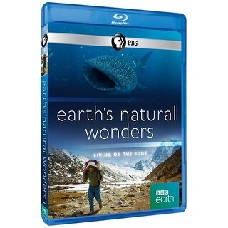 Earth's Natural Wonders [Blu-ray]