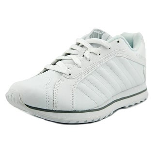 K-Swiss Verstad III S Women Round Toe Synthetic White Sneakers