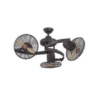 Savoy House 38-951-CA-13 Circulaire 3 Headed Ceiling Fan