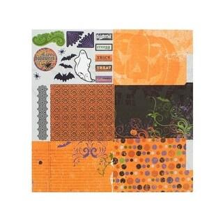 Bulk Buys CG692-75 Individual Fold Out Album Kit - Frightful