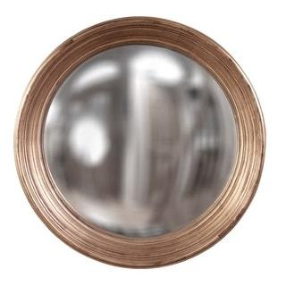 "Howard Elliott 56134 Silas 34"" x 34"" Silver Mirror - Large"