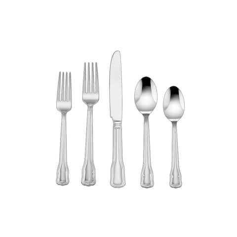 Cuisinart Macey Collection Stainless Steel Flatware Set, 45-Piece Set