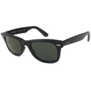 Ray-Ban RB2140 901 Original Wayfarer Sunglasses 54MM - Black