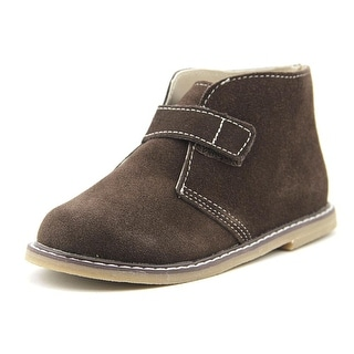 Natural Steps Belmont Youth Round Toe Leather Boot