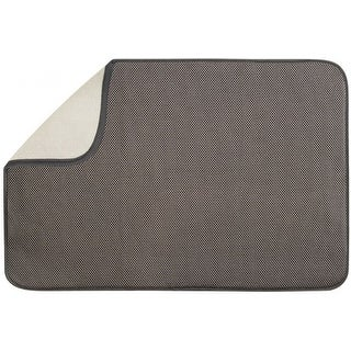 Link to Inter-Design 41143 Drying Mat, Mocha Similar Items in Kitchen Storage