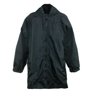 ShedRain Women's Solid Long Sleeve Packable Rain Jacket (2 options available)