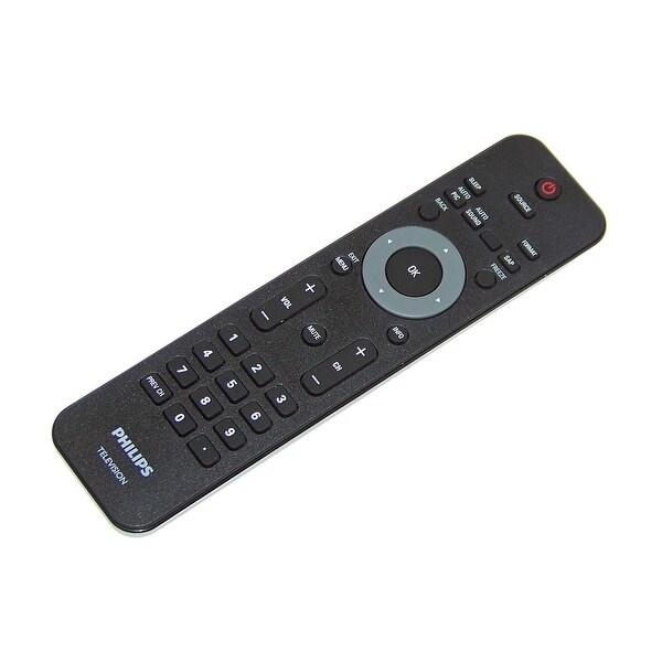 OEM Philips Remote Originally Shipped With: 40HFL4683S, 40HFL4683S/F7, 22PFL4507, 22PFL4507/F7, 22PFL4507/F8