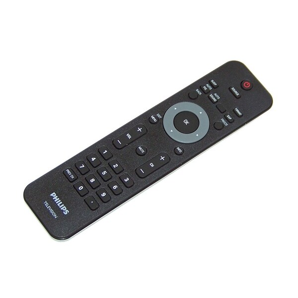 OEM Philips Remote Originally Shipped With: 50PFL3707, 50PFL3707/F7, 50PFL3707/F8, 32PFL3505D, 32PFL3505D/F7