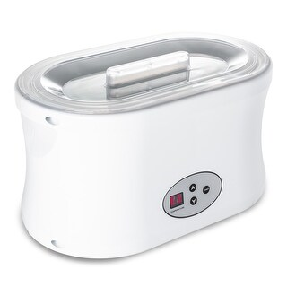 Portable Electric Hot Paraffin Wax Warmer Spa Bath
