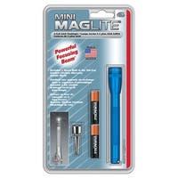 Maglite M3A116 Mini Flashlight, Blue, AAA