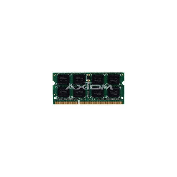 Axion CF-WMBA1108G-AX Axiom PC3L-10600 SODIMM 1333MHz 1.35v 8GB Low Voltage - 8 GB (1 x 8 GB) - DDR3 SDRAM - 1333 MHz