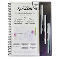 Speedball Lettershop Calligraphy Kit-