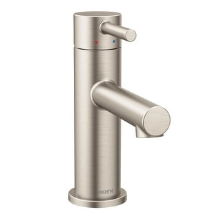 Moen 6190  Align 1.2 GPM Single Hole Bathroom Faucet with Pop-Up Drain Assembly