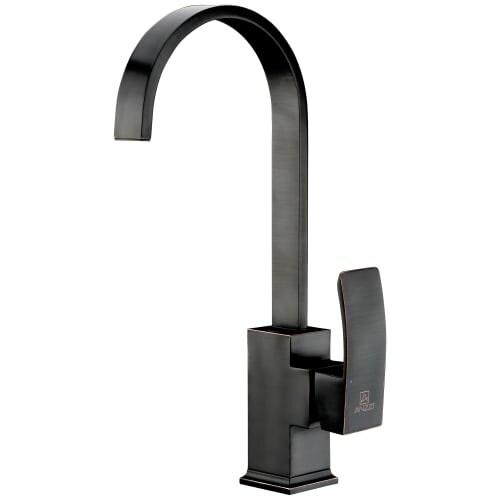Anzzi KF-AZ035 Opus Single Hole 1.5 GPM Kitchen Faucet