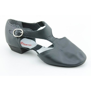 Capezio Pedini Round Toe Leather Dance