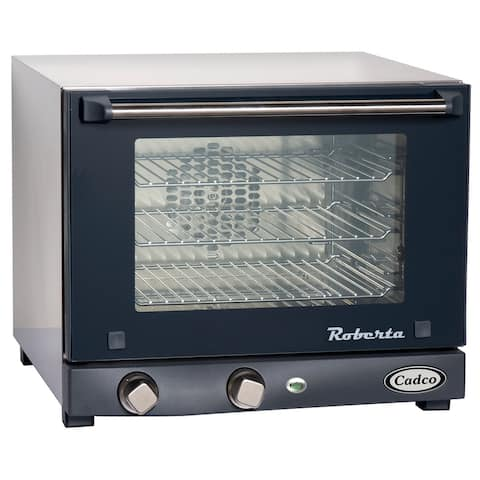 BroilKing POV-003 Professional ¼ Size Convection Oven - Stainless