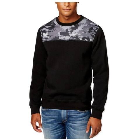 Ring Of Fire Mens Sub Crew Splash Sweatshirt