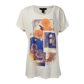 Style & Co Women's Tee Shop Shirttail Graphic Shirt - fall pictures