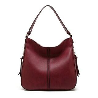 "Style Strategy Jane Hobo Bag - 11""wx12""hx4.25""d"