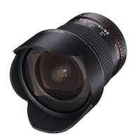 Rokinon 10mm f/2.8 ED AS NCS CS Lens for Sony E Mount - Black