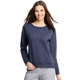Hanes ComfortSoft EcoSmart Women's Crewneck Sweatshirt - 2XL