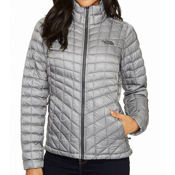 789386650 Shop The North Face Gray Women's Size XXL Plus Puffer Full-Zip ...