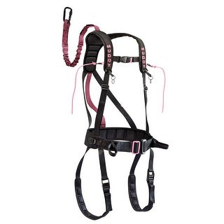 Muddy Outdoors Safeguard Harness - Pink S/M - MSH405-SM