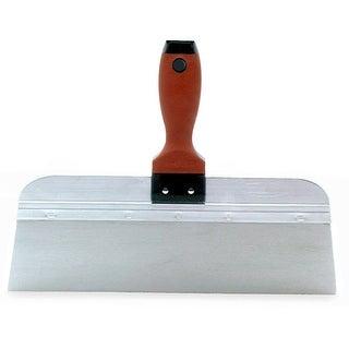 "Marshalltown 14321 Stainless Steel Taping Knife, 8"", DuraSoft Handle"