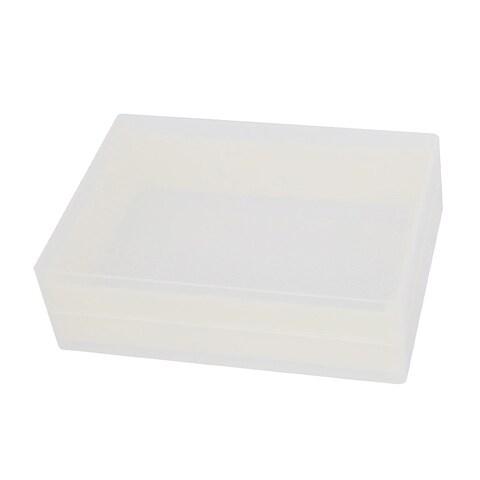 Plastic Beekeeping Tools Honey Lattice Boxs Bees Produce Mel Hive Case