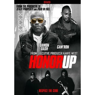 Honor Up - DVD