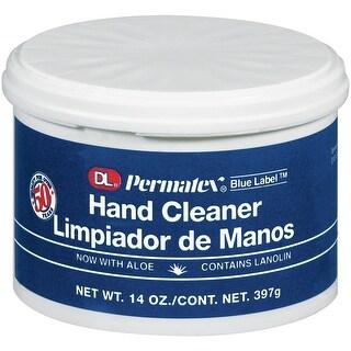 Permatex 01013 Blue Label Cream Hand Cleaner, 14 Oz