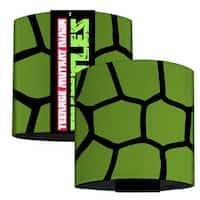 Ninja Turtle Shell Black Green Elastic Wrist Cuff