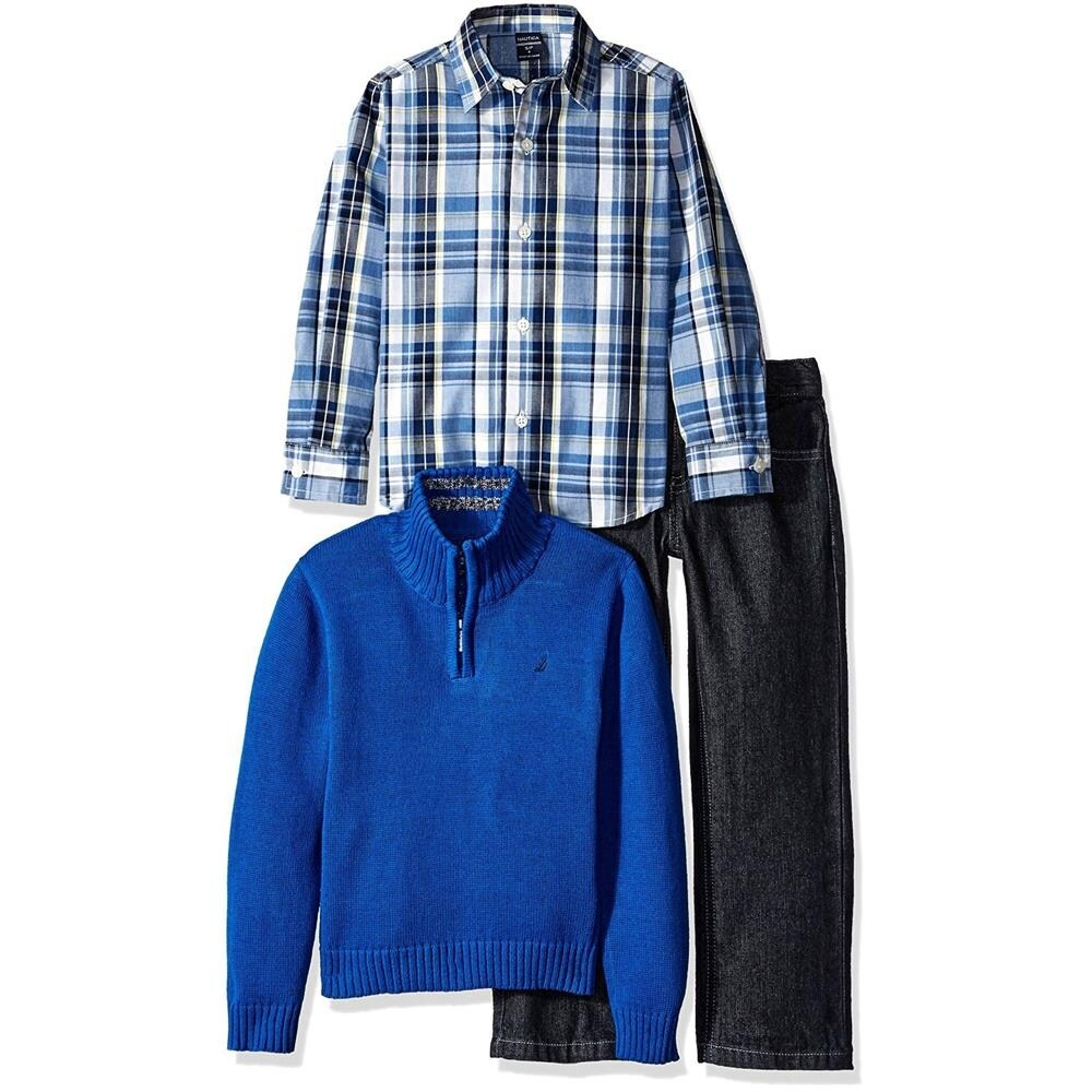 Obermeyer 77022 Kids Avenger Fleece Jacket Stellar Blue Large