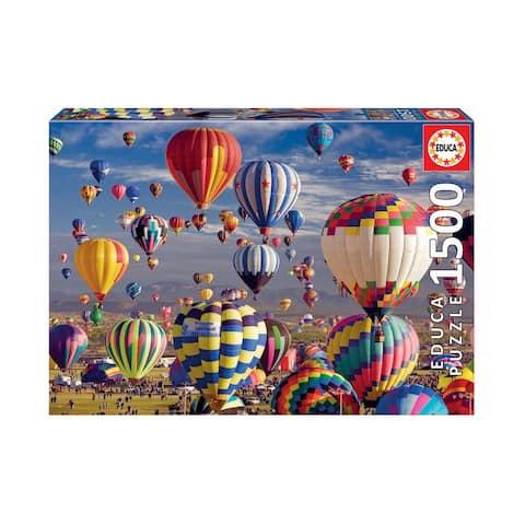 Hot Air Balloons - 1500 Pcs