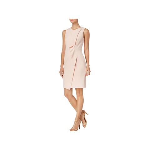 Calvin Klein Womens Wear to Work Dress Sleeveless Office Wear