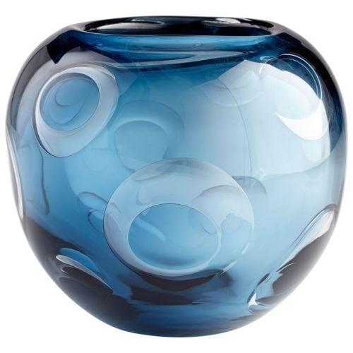 Cyan Design Electra Vase Electra 7 Inch Tall Glass Vase