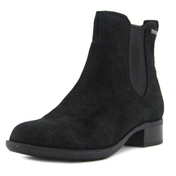 Rockport Christine Women Round Toe Leather Black Bootie