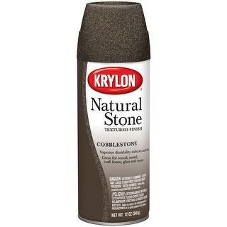 Natural Stone Aerosol Spray 12oz-Cobblestone