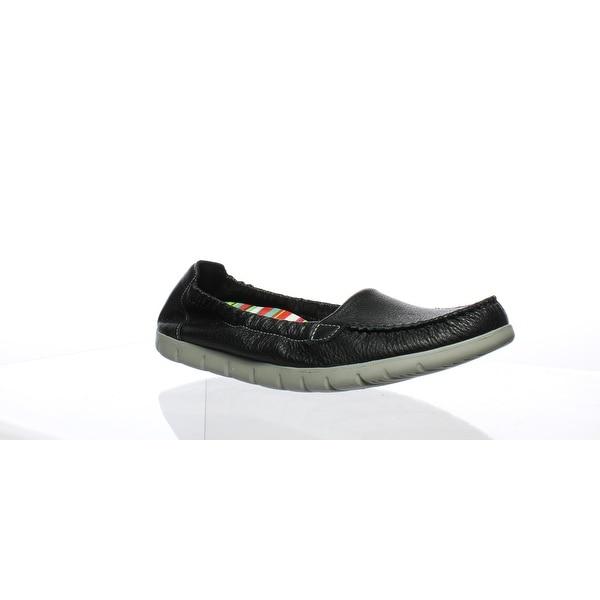 ba880f8d90d Shop SAS Womens Sunny Black Loafers Size 8.5 (AA