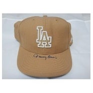 Signed Davis Tommy Los Angeles Dodgers Los Angeles Dodgers Hat autographed